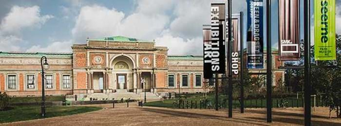 The National Gallery of Denmark is a stunning place to visit both inside and out.