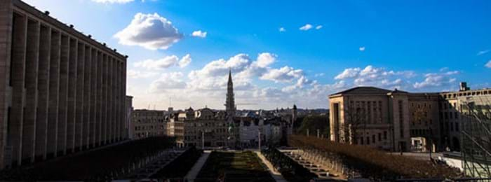 Explore the sights and sounds of Brussels