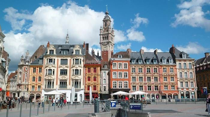 Lille makes the perfect short break away.