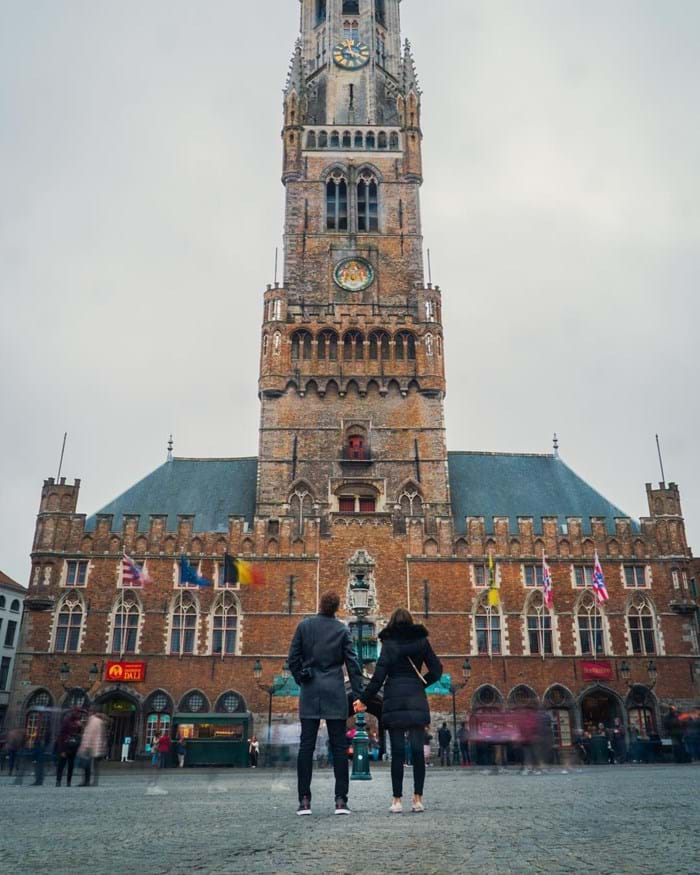 Whether you're visiting for one day or longer, Bruges is a quick and easy destination for a perfect break away.