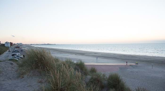 Take a stroll along the beach where Operation Dynamo took place, Dunkirk