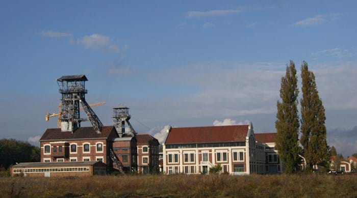 The coal mines of Oignies