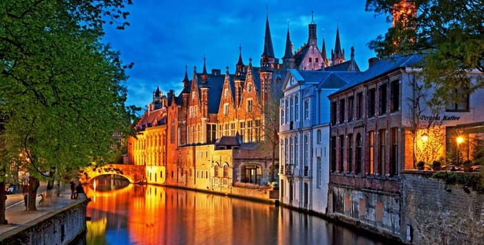One of the dreamiest cities in Europe, Bruges is an ideal destination for a winter's break.