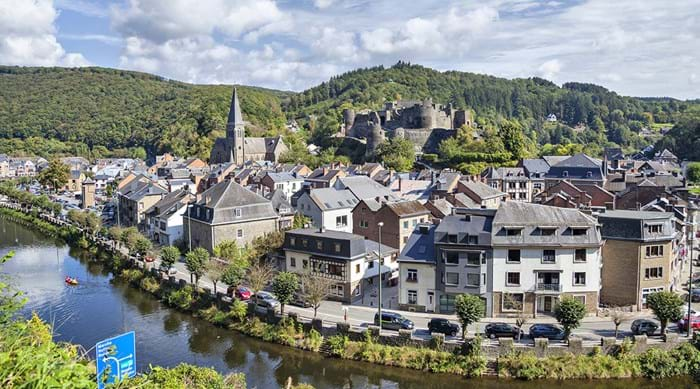 La Roche-en-Ardenne is only small, but is certainly a tourist hot-spot. This is the place to experience the great outdoors!