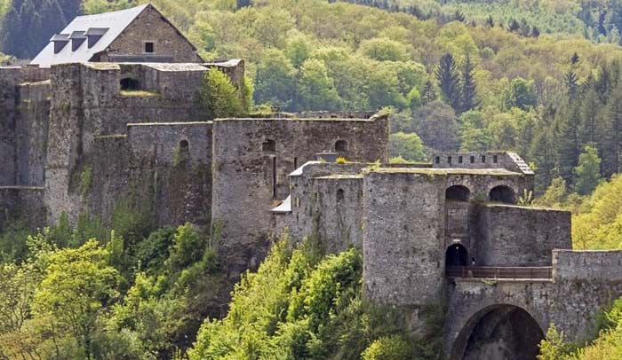 A must-visit is the ancient castle nestled in the Ardennes.