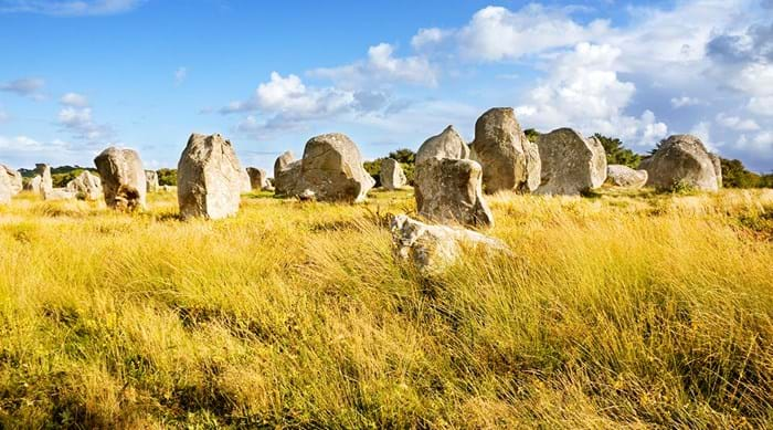 It is still a mystery why around 3,000 stones were erected at Carnac.