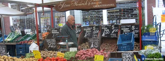 The menua at Utrechtsedwarstafel changes daily, depending on the fresh local produce available
