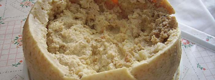 Sample the soft casu marzu cheese, just watch out for those flying maggots