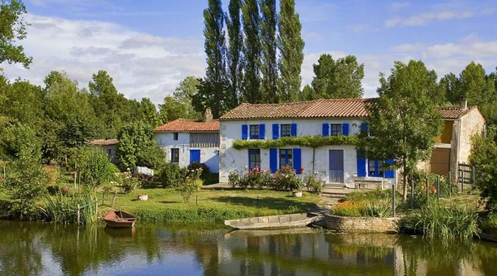 You'll never want to leave once you've experienced the idyllic lifestyle of the Marais Poitevin