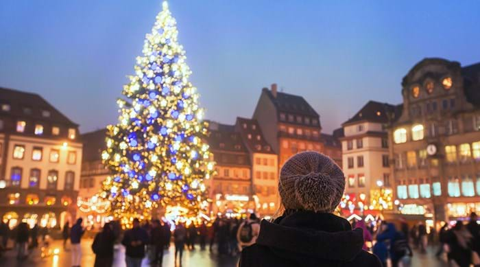 Christmas time in Strasbourg