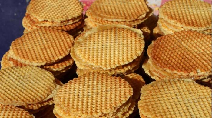 Indulge with Lille waffles