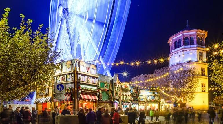 German Christmas Market.German Christmas Markets Eurotunnel Le Shuttle