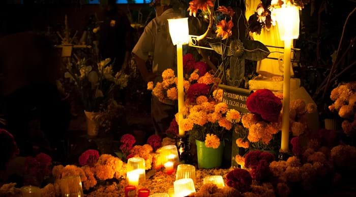 Spain also celebrate Day of the Dead, which is commonly associated to Mexico.