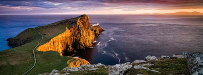 Balade vers la pointe ouest (The Neist Point).