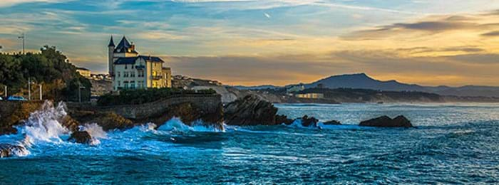 Get lost in the beauty of Biarritz