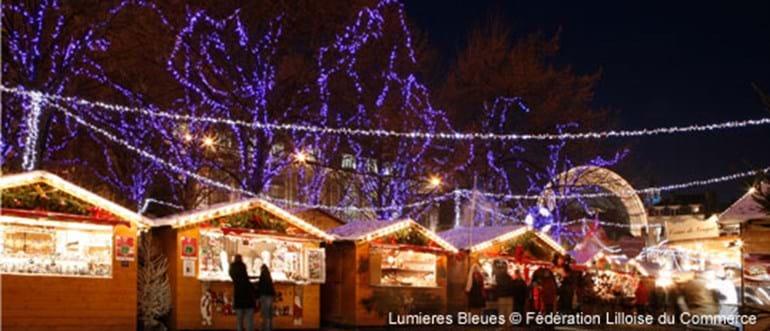 Lille Christmas Market Eurotunnel Le Shuttle