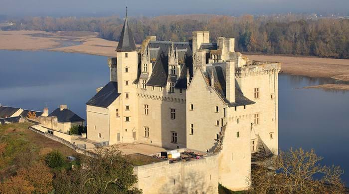 Explore the Montsoreau Château