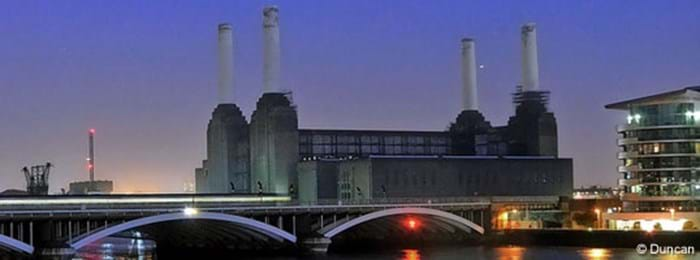La station de Battersea – ouverte au public pendant l'Open House London d'octobre