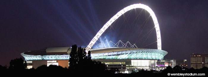 Le Wembley Stadium