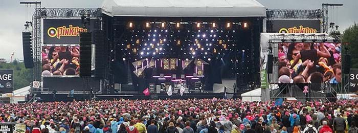 Dance the day away at Pinkpop