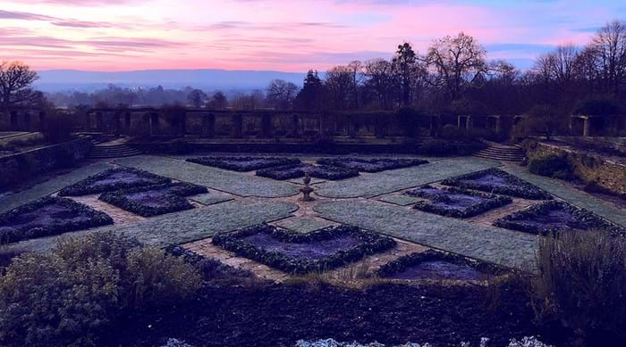 Les jardins paysagers d'Hestercombe