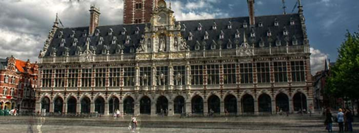 Explore Leuven and its historic old centre