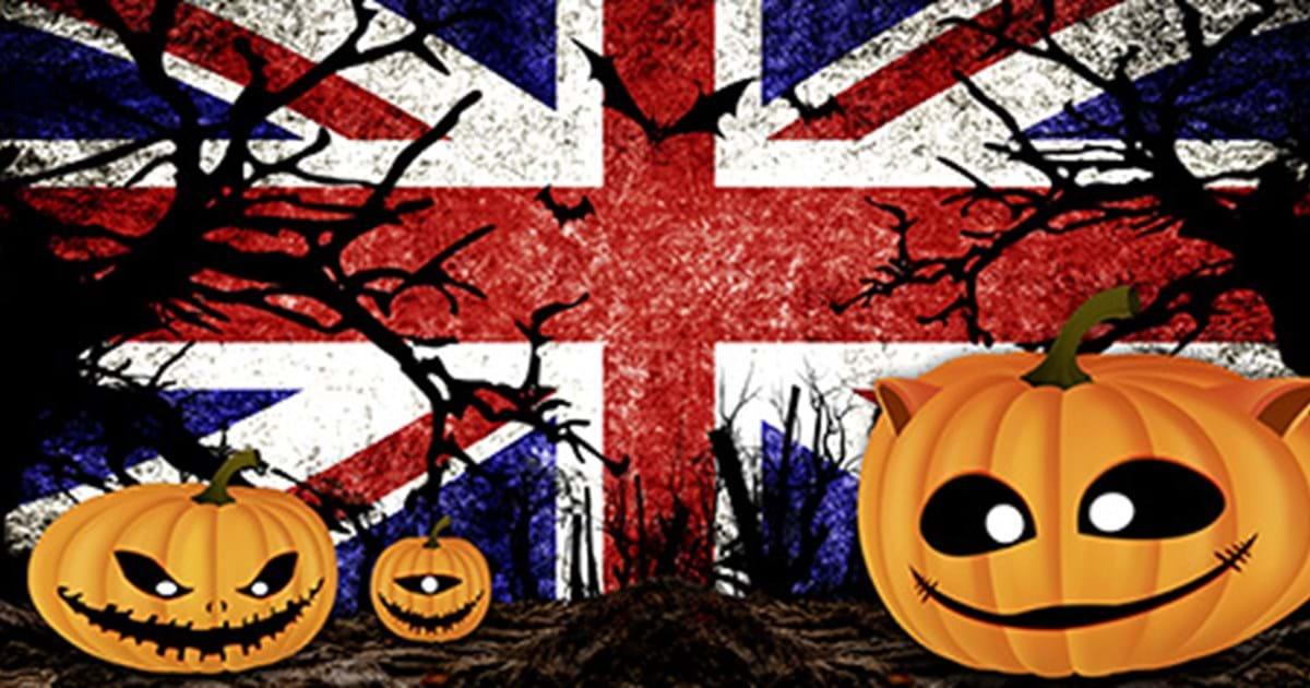Wat Vieren Mensen Met Halloween.Halloween In Groot Brittannie Eurotunnel Le Shuttle