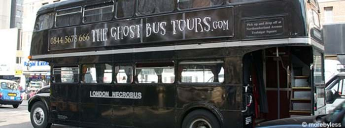 The Ghost Bus Tour