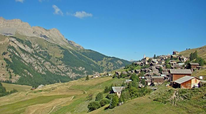 The peaceful Saint-Véran valley makes for a wonderful walk