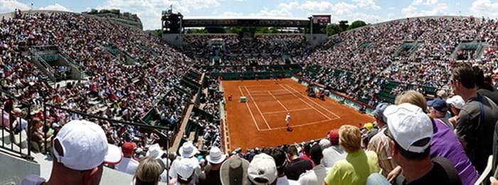 Don't miss out on Roland Garros, the French Open