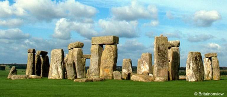 carbone datation Stonehenge