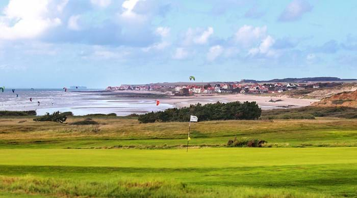 Golf de Wimereux is one of the oldest golf courses in the area