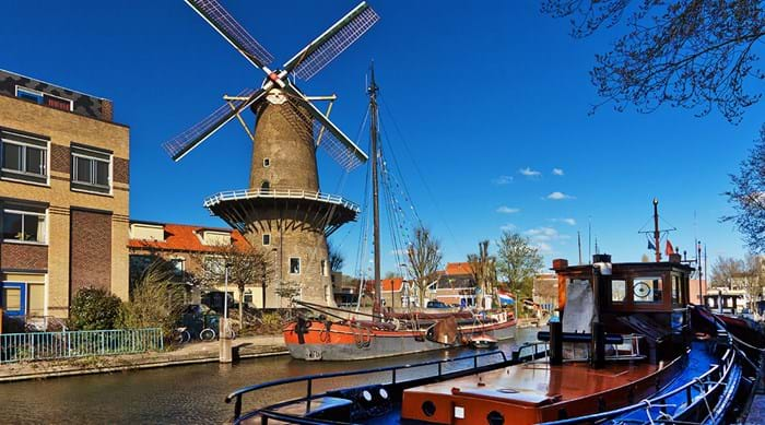 Like many cities in the Netherlands, Gouda has a rich history.