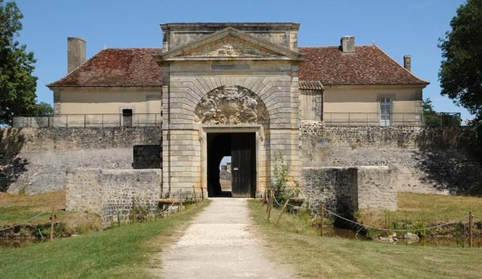 The trio of forts at Cussac-Fort-Médoc are a must-see for every history lover!