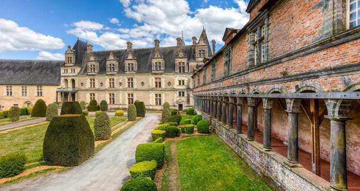 Follow in the footsteps of ghosts at Château de Châteaubriant