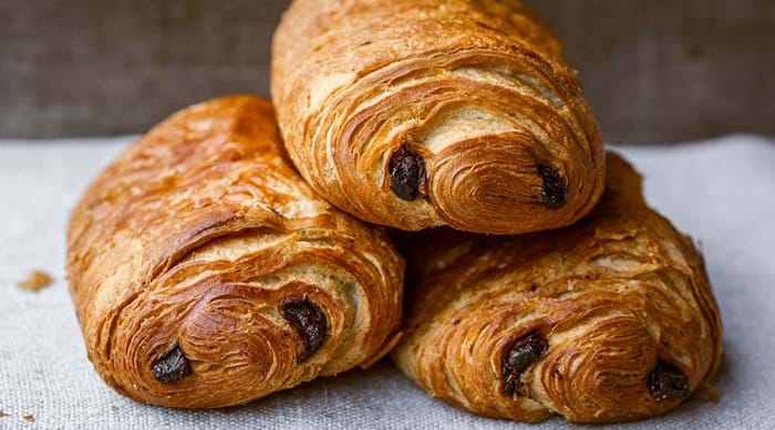 The French tradition of a pain au chocolat for breakfast is one the whole world should embrace!