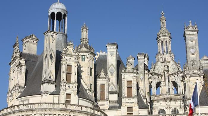 Admire the stunning architecture that has survived even the French Revolution