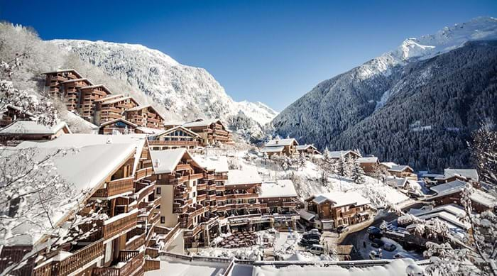 Find your perfect winter escape in Courchevel.