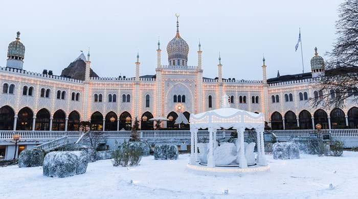 Spend winter in the frosty romantic city of Copenhagen