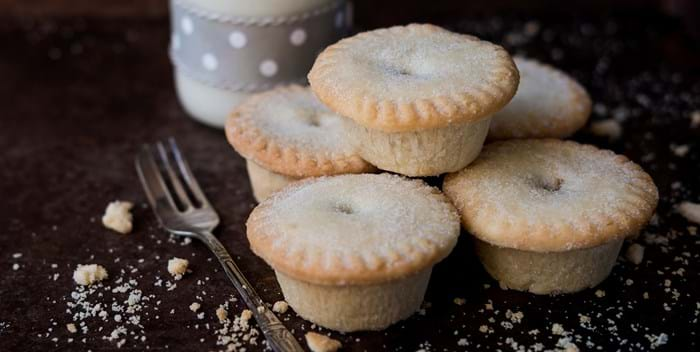 Mince pies anglaises