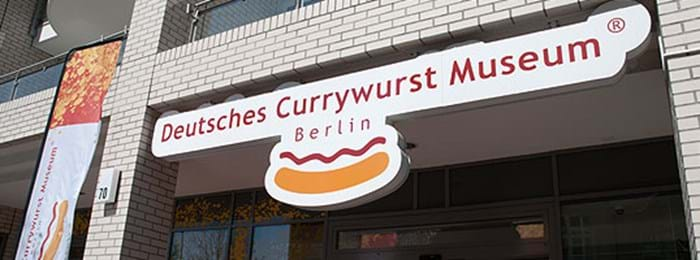 Dig in at Berlin's Currywurst Museum