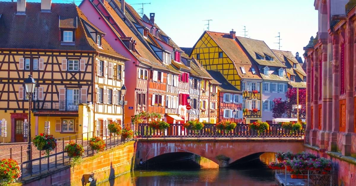 Visit historic Colmar, the jewel of the Alsace | Eurotunnel
