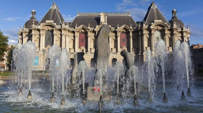 Palais des Beaux-Arts de Lille is one of the largest museums in France